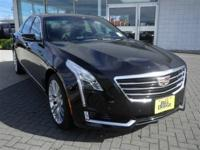 Scores 27 Highway MPG and 18 City MPG! This Cadillac