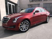 Save $8500 dollars from new! This ATS is an AWD Luxury