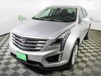 Silver 2018 Cadillac XT5 Premium Luxury AWD 8-Speed