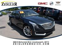 Recent Arrival! Stone Gray Metallic 2018 Cadillac CT6