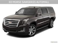 Ed Morse Sawgrass Auto Mall is excited to offer this