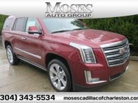 New Price! Red 2018 Cadillac Escalade 4WD 10-Speed