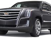 Options:  Pre-Owned 2018 Cadillac Escalade Premium