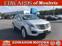 **2018 Cadillac XT5 Premium-Luxury**One Owner**Low