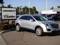 Options:  2018 Cadillac Xt5 Awd 4Dr Premium Luxury
