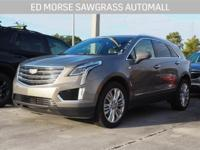 This 2018 Cadillac XT5 Premium Luxury FWD is offered to