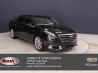 This 2018 Cadillac XTS Luxury comes complete with