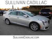 2018 Cadillac XTS Luxury CARFAX One-Owner. Clean