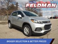 ** CALL FELDMAN CHEVROLET OF LANSING AT  **, 2 USB