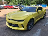 CARFAX One-Owner. Clean CARFAX. 2018 Chevrolet Camaro