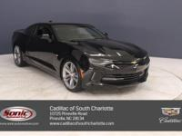 This 2018 Chevrolet Camaro LT comes complete with