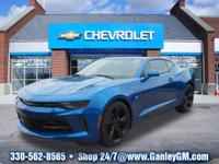 2018 Chevrolet Camaro 1LT 29/19 Highway/City MPG