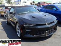 2018+Chevrolet+Camaro+SS+In+Black.+Come+to+our+dealersh