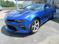 This new 2018 Chevrolet Camaro in Forest City, PA