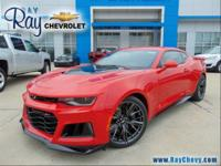 CHEVY Camaro Our BEST PRICE. RAY CHEVROLET has been in