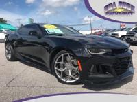 Recent Arrival! CARFAX One-Owner. 2018 Chevrolet Camaro