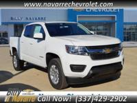 Billy Navarre Chevrolet is honored to present a