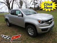 New 2018 Chevrolet Colorado4WD Work Truck~~~~Option