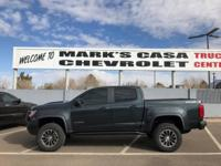 $2,000 off MSRP! New Price! 2018 Chevrolet Colorado ZR2