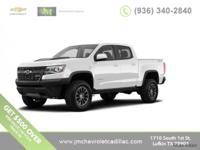 Recent Arrival! 2018 Chevrolet Colorado ZR2 V6 4WD