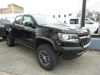 You want it all, and the 2018 Chevrolet Colorado
