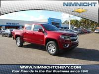 Boasts 25 Highway MPG and 18 City MPG! This Chevrolet