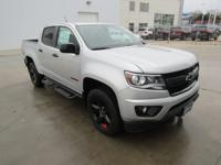 2018+Chevrolet+Colorado+LT+4WD+8-Speed+Automatic+V6+Sil