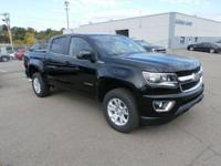 2018 Chevrolet Colorado LT Black For over 75 years