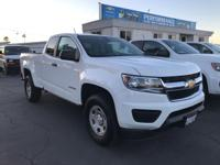 Options:  2018 Chevrolet Colorado 2Wd Work Truck|Summit