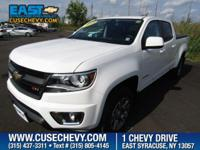 Check out this 2018 Chevrolet Colorado 4WD Z71. Its