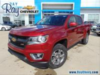 CHEVY Colorado Our BEST PRICE. RAY CHEVROLET has been