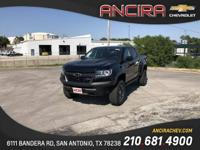 This new Chevrolet Colorado ZR2 is now for sale in San