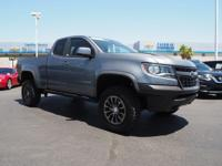 Come see this 2018 Chevrolet Colorado 4WD ZR2. Its
