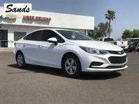 Life moves fast. Luckily, the new 2018 Chevrolet Cruze