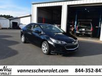 New Price! Backup Camera, Keyless Entry, 4D Sedan.