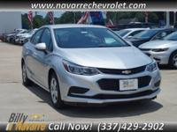 This 2018 Chevrolet Cruze LS is offered to you for sale