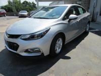 This new 2018 Chevrolet Cruze in Forest City, PA makes