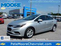 This 2018 Chevrolet Cruze LT is proudly offered by Pete