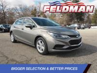 ** CALL FELDMAN CHEVROLET OF LANSING AT  **, 6-Speaker