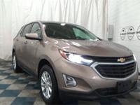 New Price! Sandy Ridge Metallic 2018 Chevrolet Equinox
