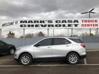 $1,750 off MSRP! 2018 Chevrolet Equinox LS AWD 6-Speed