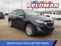 ** CALL FELDMAN CHEVROLET OF LANSING AT  **, 3-Spoke