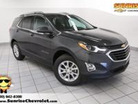 New Price! 2018 Chevrolet Equinox Nightfall Gray