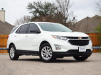 You can find this 2018 Chevrolet Equinox LS and many