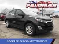** CALL FELDMAN CHEVROLET OF LANSING AT  **, 6 Speaker