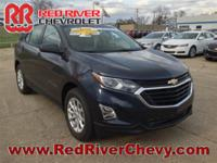 Powerful and efficient, our 2018 Chevrolet Equinox LS