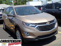2018+Chevrolet+Equinox+LS+In+Beige.+Turbo%21+Gasoline%2