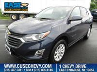 Check out this 2018 Chevrolet Equinox LT. Its Automatic