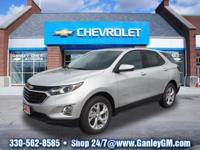 2018 Chevrolet Equinox LT AWD. 28/22 Highway/City MPG