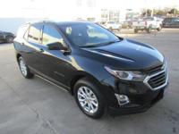2018+Chevrolet+Equinox+LT+1LT+FWD+6-Speed+Automatic+1.5
